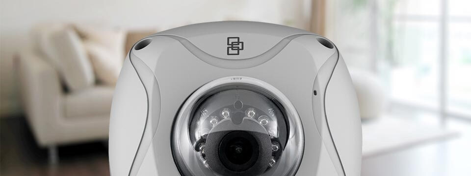 An outdoor HD camera